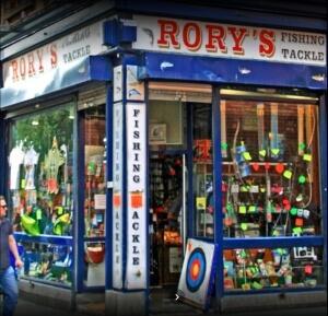 Semperfli At Rorys Dublin
