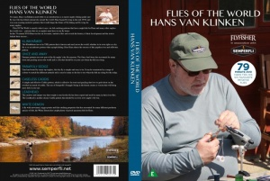Hans Van Klinken Flies Of The World DVD