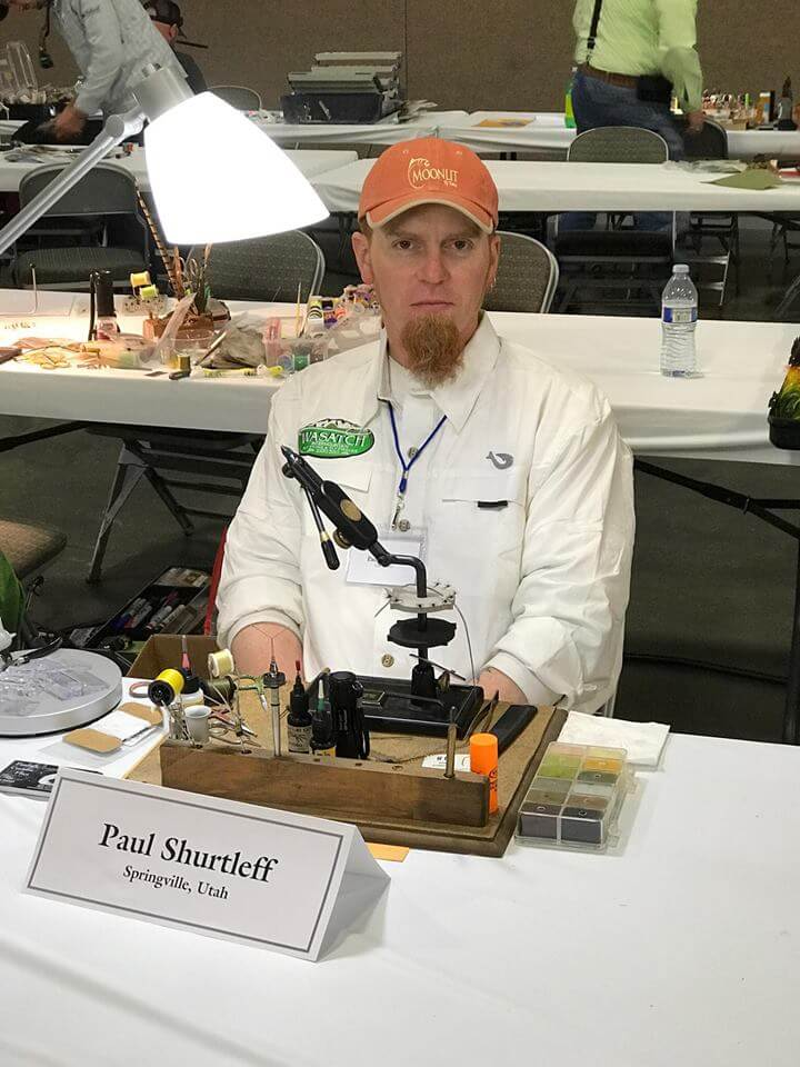 Paul Shurtleff Joins The Semperfli Pro Team!