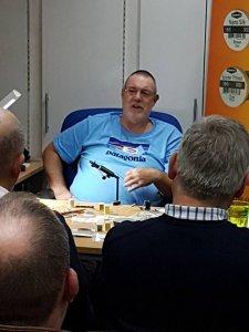 Hans van Klinken Teaching