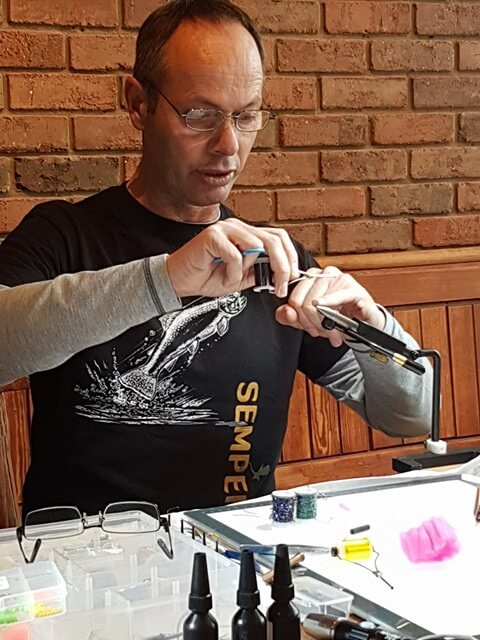 Paul Procter On Semperfli Youtube