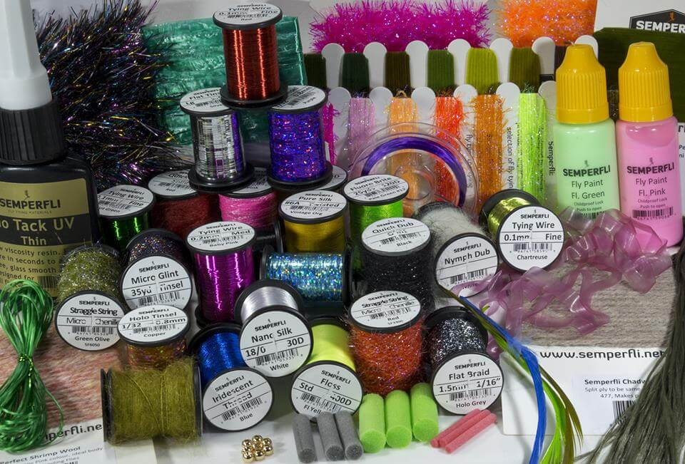 See Our Amazing Fly Tying Materials