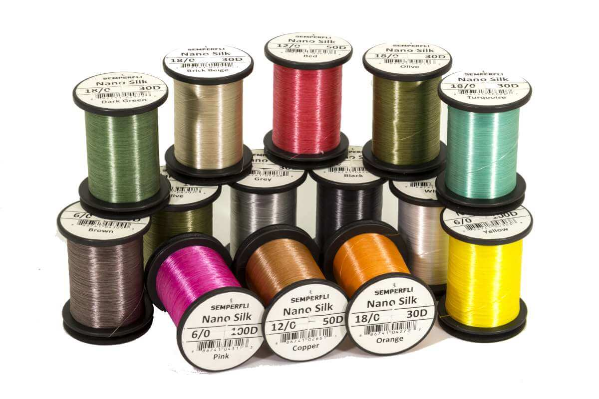 Nano Silk - Amazing Tying Thread
