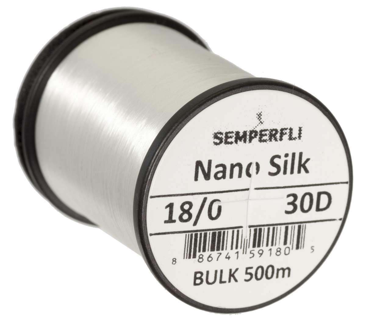 Nano Silk 30D -18/0 Bulk 500m Spool