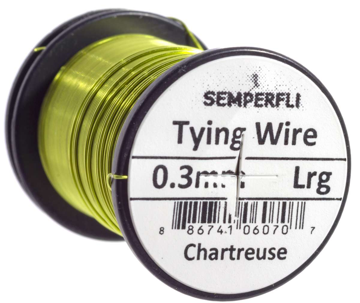 0.3mm Fly Tying Wire Chartreuse