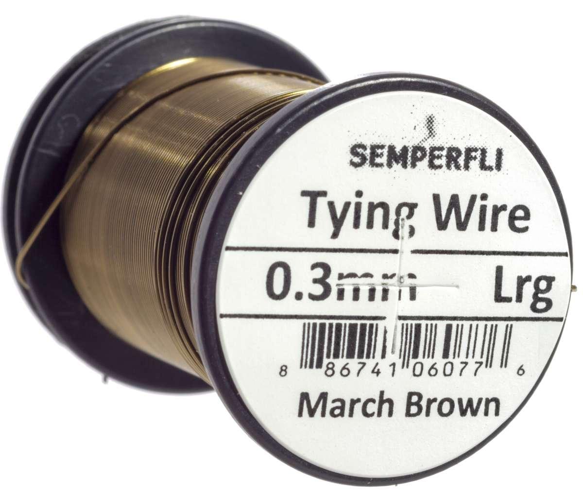 0.3mm Fly Tying Wire Dark Purple