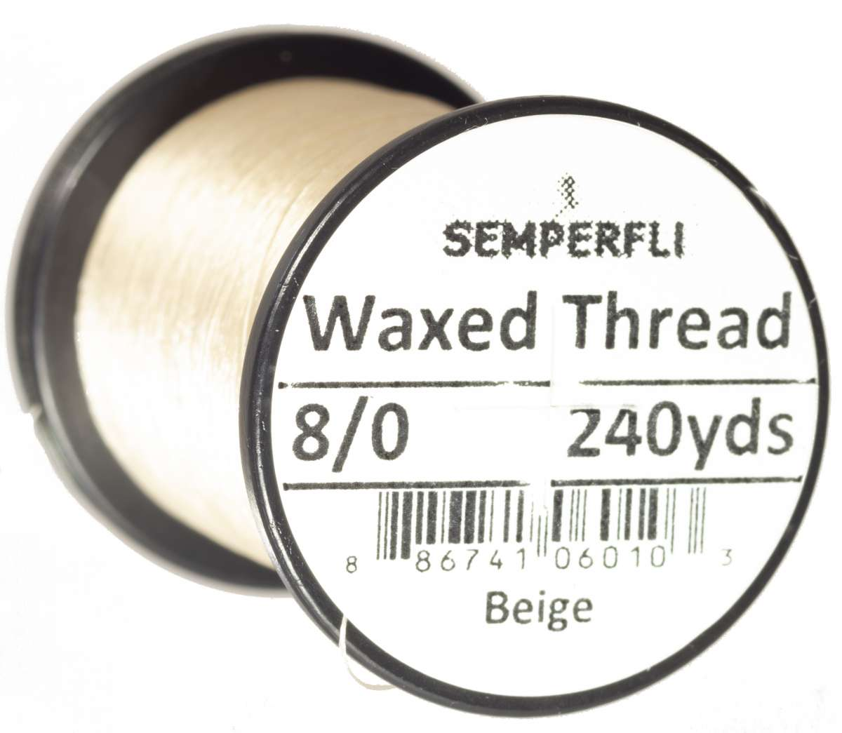 8/0 Classic Waxed Thread Beige Sem-0400-0782
