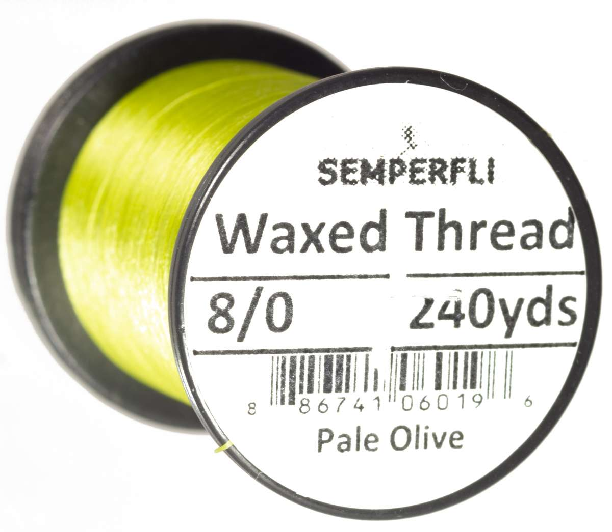 8/0 Classic Waxed Thread Pale Olive Sem-0400-1385
