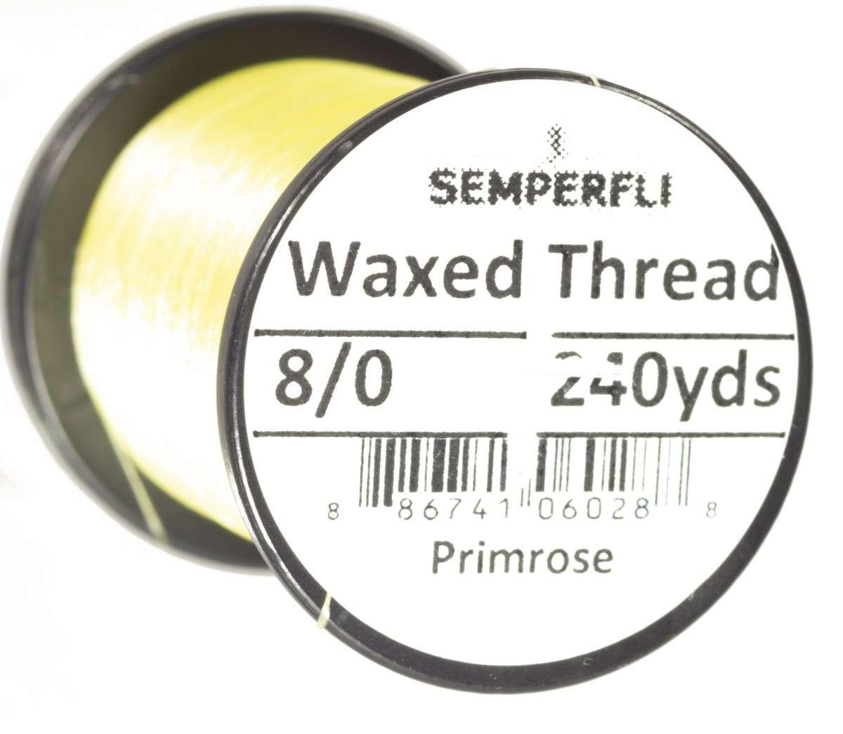 8/0 Classic Waxed Thread Primrose Sem-0400-1432