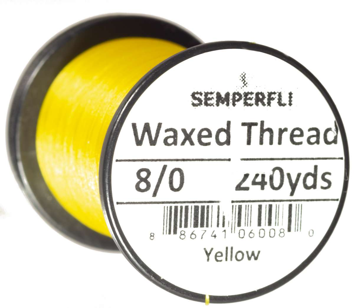 8/0 Classic Waxed Thread Yellow Sem-0400-1583