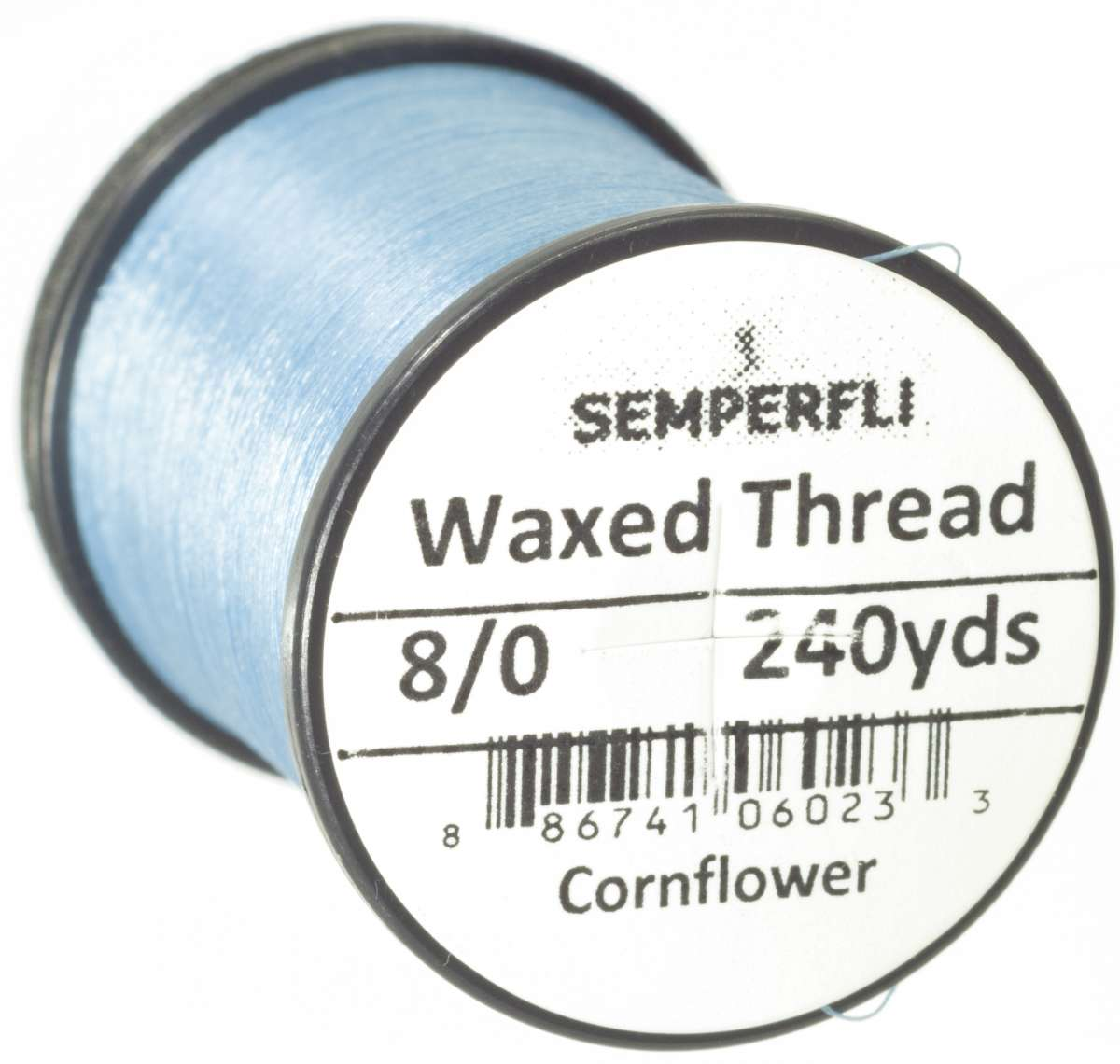 8/0 Classic Waxed Thread Cornflower Sem-0400-1615