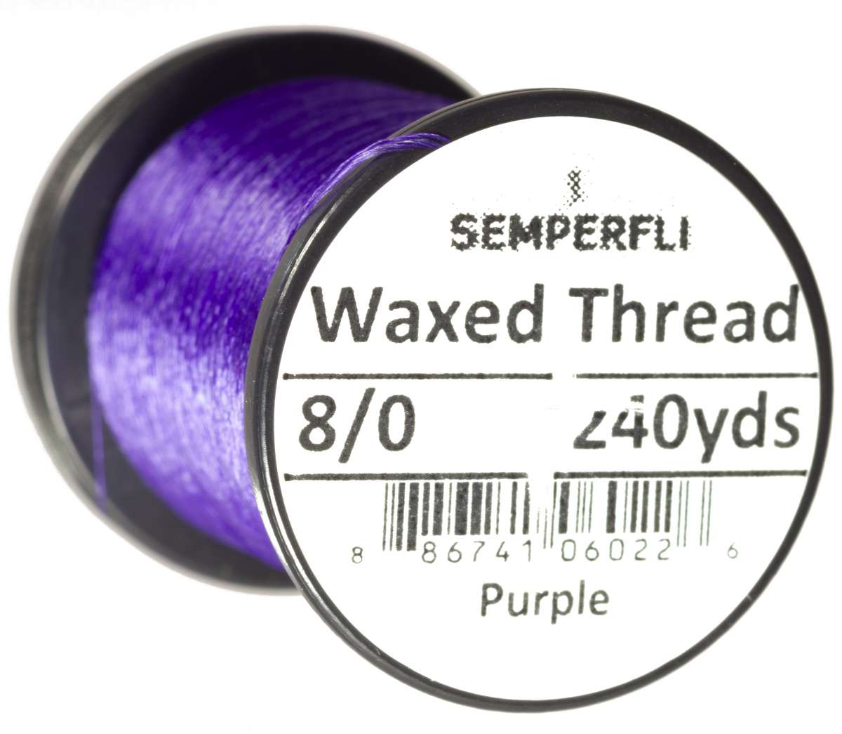 8/0 Classic Waxed Thread Purple Sem-0400-1753 (2)