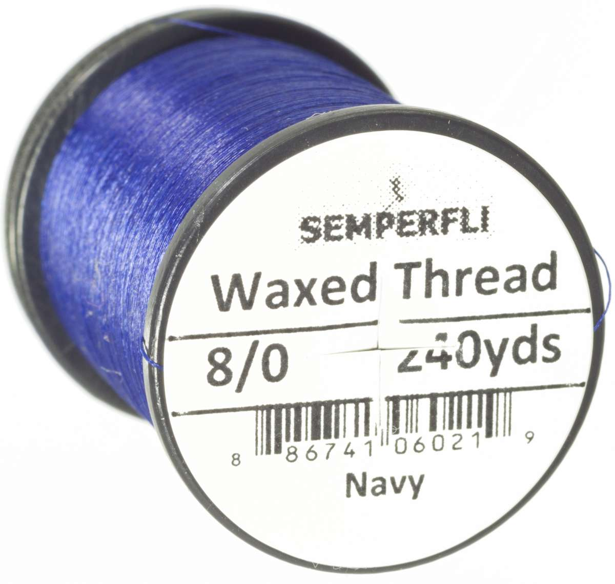 8/0 Classic Waxed Thread Navy Sem-0400-1768