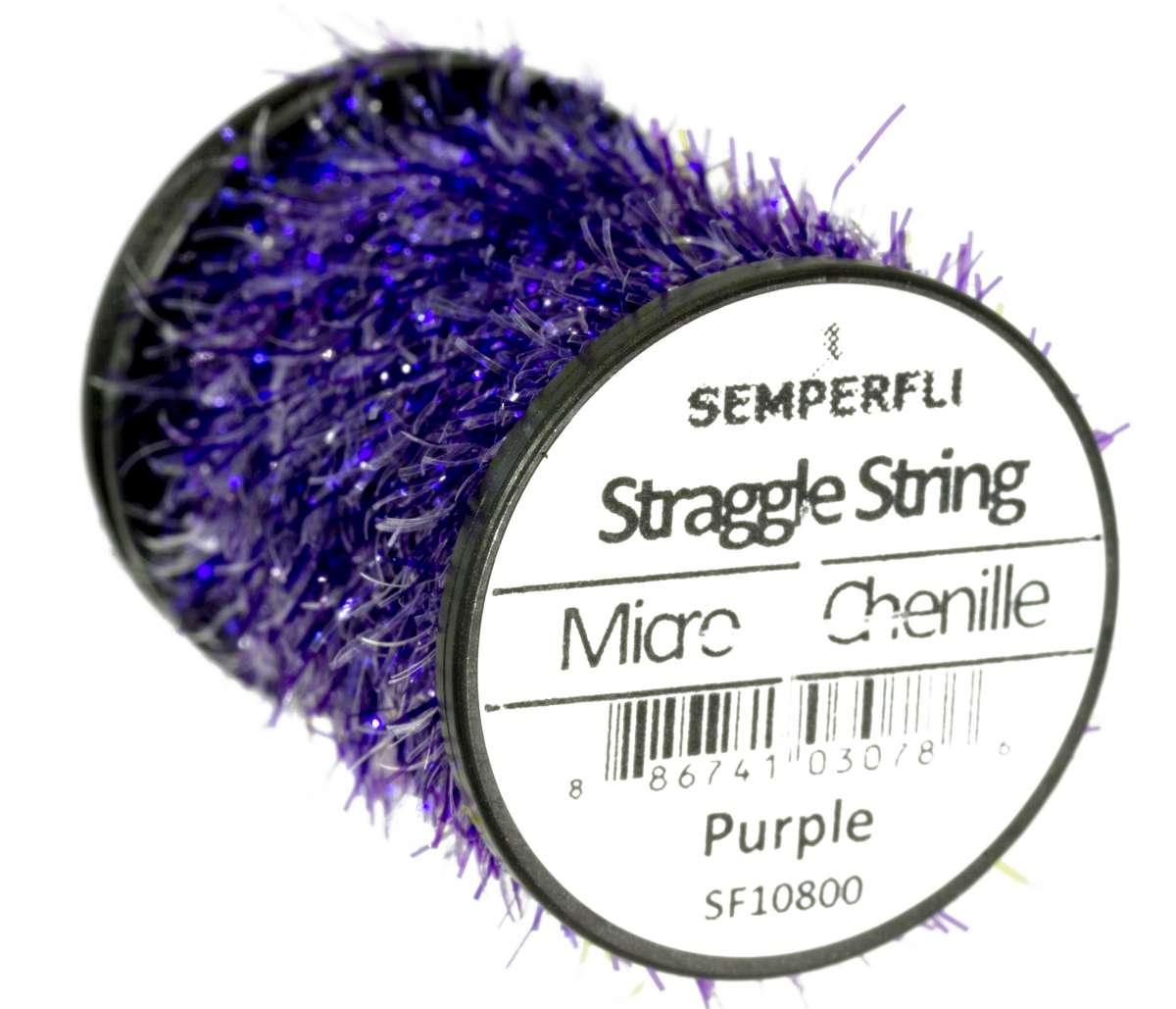 Straggle String ss-sf10800 Purple