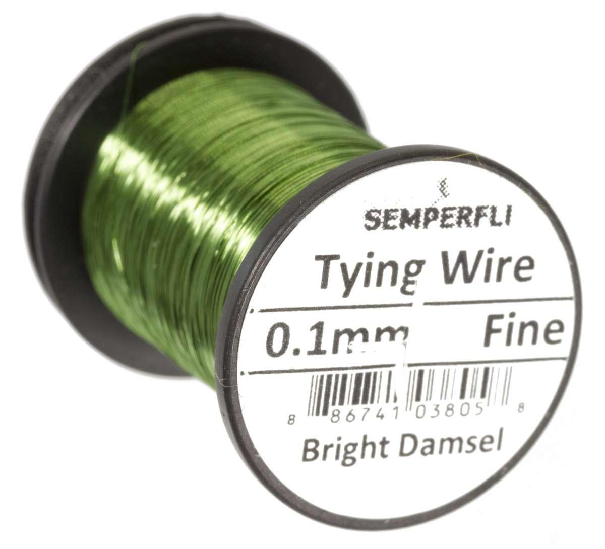 finewire bright damsel green