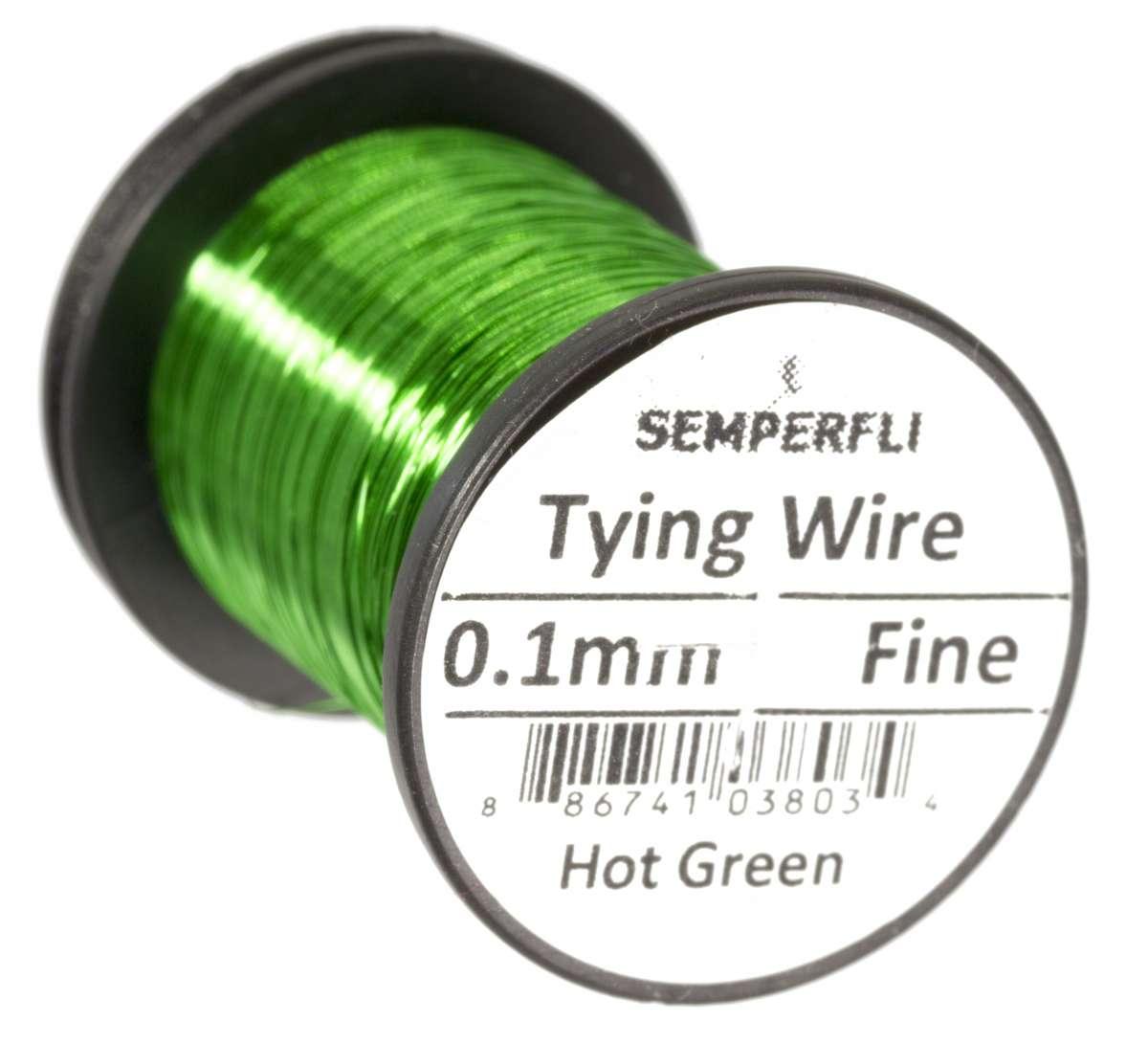 finewire hot green