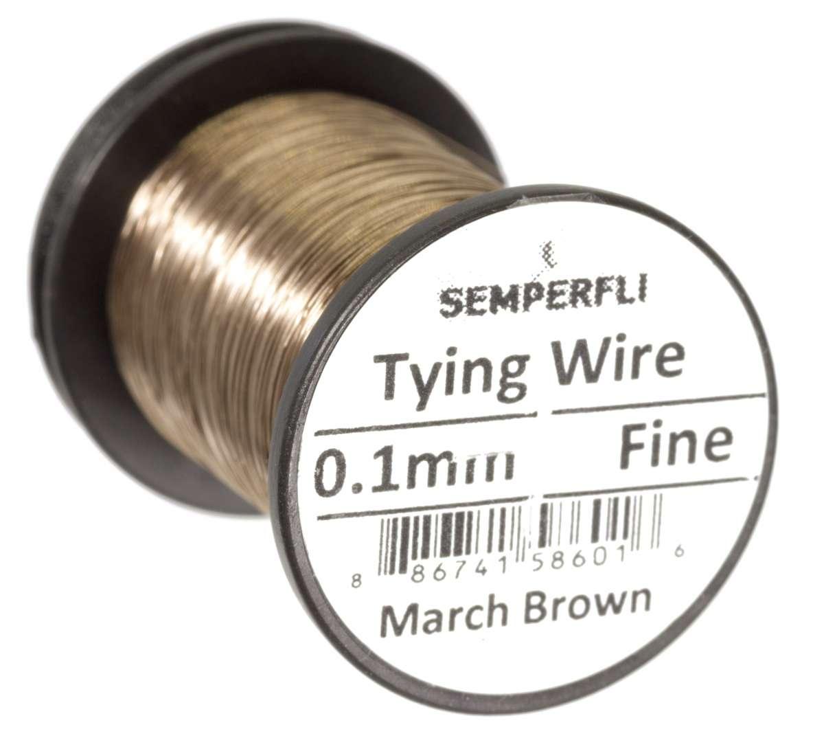 finewire march brown