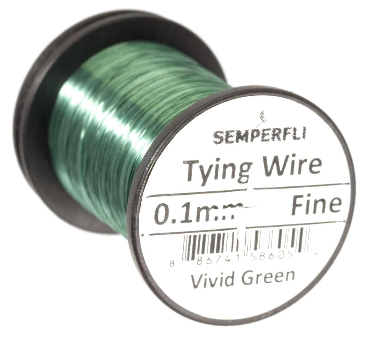 finewire vivid green