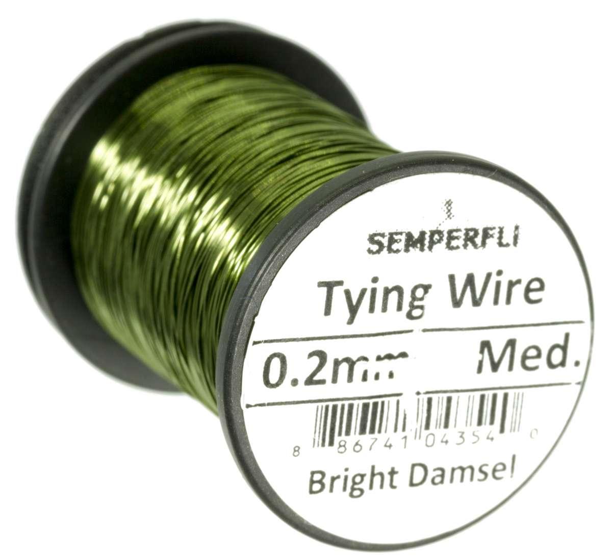 lurewire bright damsel green
